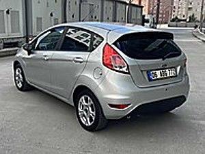 2016 OTOMATİK FORD FİESTA TREND X 57.000 KM Ford Fiesta 1.6 Trend X