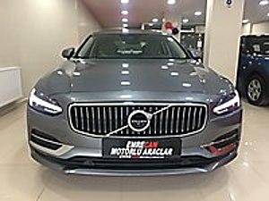 EMRECAN MOTORLU ARAÇLAR DAN 2017 S90 D5 INSCRİPTİON Volvo S90 2.0 D D5 Inscription