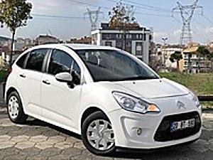 2013 CİTROEN C3 1.4 E-HDİ DİZEL OTOMATİK  169 000KM  DEGİŞENSİZ Citroën C3 1.4 e-HDi Confort