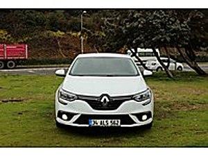 ORAS DAN 2017 MODEL MEGANE TOUCH EDCSANZUMAN MASRAFSIZ 62 000 KM Renault Megane 1.5 dCi Touch