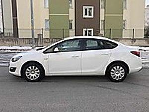 OPEL ASTRA SEDAN 1.6 EDİTİON BENZİN MANUEL-7.500 KM DE -HATASIZ Opel Astra 1.6 Edition