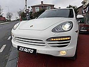 2011 PORSCHE CAYENNE 3.0 DİESEL HATASIZ BOYASIZ FULL ORİNAL KM Porsche Cayenne 3.0 Diesel