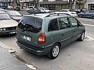 ERDOĞANLAR DAN - 7 KİŞİLİK 1.6 16 V ZAFİRA - BAKIMLI - MASRAFSIZ Opel Zafira 1.6 Comfort