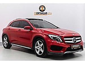 ORTAKLAR AUTODAN GLA 180 d AMG BOYASIZ CAM TAVAN 4 ŞÜRÜŞ FUL..   Mercedes - Benz GLA 180 CDI AMG