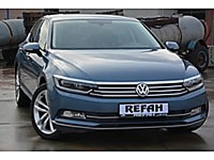 2016 VOLKWAGEN PASSAT 1.6 TDI BMT HİGHLİNE DSG 120 HP Volkswagen Passat 1.6 TDi BlueMotion Highline
