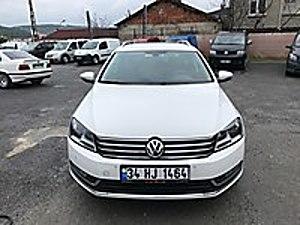 2012 MOEL PASSAT VARİANT 1.6 TDI COMFORTLİNE 105 PS Volkswagen Passat Variant 1.6 TDi BlueMotion Comfortline