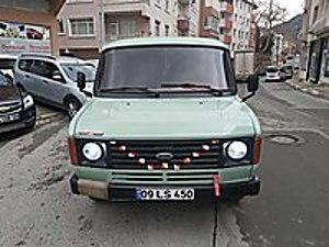 ÖZMENLERDEN 1988 ÇİÇEK ABBAS DIŞI KOMPLE RESTORASYONLU MASRAFSIZ Ford Mark 2 Transit Mark 2 Transit