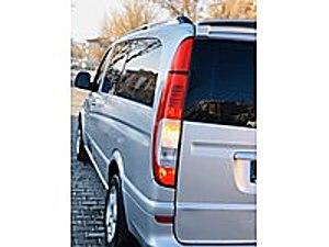 2007 MODEL VİTO 111 CDİ İÇİ VİP TERTEMİZ BAKIMLI Mercedes - Benz Vito 111 CDI