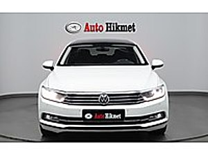 AUTO HİKMET TEN 2016 MODEL PASSAT 1.6 TDI BLUEMATİON HİGHLİNE Volkswagen Passat 1.6 TDi BlueMotion Highline