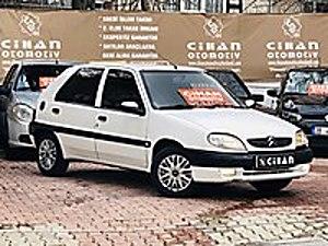2001 SAXO 158.000 KM TAM OTOMATİK VİTES KLİMALI LPG Lİ FULL Citroën Saxo 1.4 SX