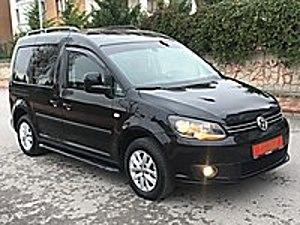 YILMAZ OTOMOTİV 2012 ORJİNAL VW CADDY 1.6TDİ COMFORTLİNE DSG Volkswagen Caddy 1.6 TDI Comfortline