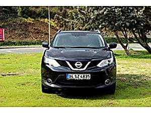 ORAS DAN 2017 MODEL NİSSAN QASHqAİ 1 6 DCİ BLACK EDİTİON XTRONİC Nissan Qashqai 1.6 dCi Black Edition