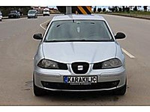 KARAKILIÇ OTOMOTİV 2007 MODEL SEAT İBİZA 1.4 TDİ REFERENCE Seat Ibiza 1.4 TDI Reference