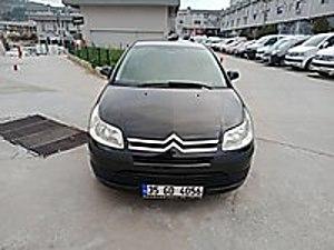 2008 MODEL CİTROEN C4 1.4 BENZİN LPG Citroën C4 1.4 SX