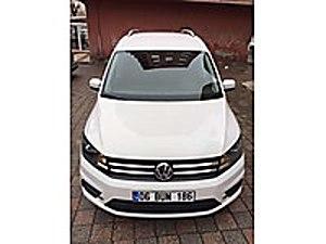 FIRSAT ARACI Volkswagen Caddy 2.0 TDI Trendline