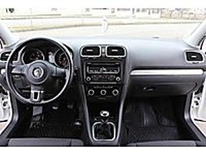 2012 DIZEL 105 LIK BEYAZ 110000KMDE HATASIZ Volkswagen Golf 1.6 TDi Trendline