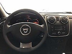 2016 MODEL 61000 KMDE DACIA SANDERO STEPWAY 1.5 dCi KLİMA ABS Dacia Sandero 1.5 dCi Stepway