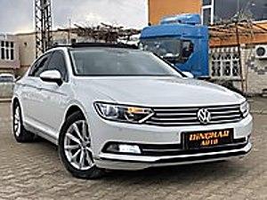 DİNÇKAR AUTOdan EXTRALI HATASIZ BOYASIZ EMSALSİZ TEMİZLİKTE Volkswagen Passat 1.6 TDI BMT Comfortline