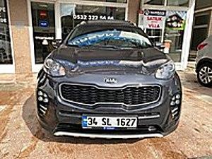NURSAN - EN DOLUSU GT-LİNE PRESTIGE 4X4 T-GDI 1.6 177 HP 4X4 Kia Sportage 1.6 T-GDI GT-Line Prestige