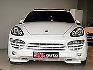 ARAÇ MÜSLÜM BEYE HAYIRLI OLSUN Porsche Cayenne 3.0 Diesel