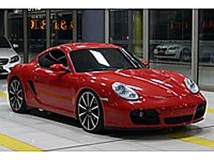 SARILAR OTOMOTİV den PORSCHE CAYMAN S SPORT CHRON BOSE 85.000km. Porsche Cayman S