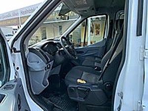 VELİ DEMİRDEN 2015 FORD TRANSİT 350M Ford Trucks Transit 350 M Çift Kabin