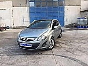 Temiroğlu ndan Corsa 1.4i Twinport Active   Hatasız Opel Corsa 1.4 Twinport Active