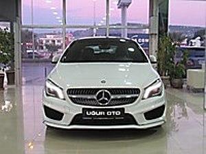 UĞUR OTO 2014 CLA 180d AMG CAM TAVAN GERİ.GÖRÜŞ XENON LED F-1 Mercedes - Benz CLA 180 d AMG