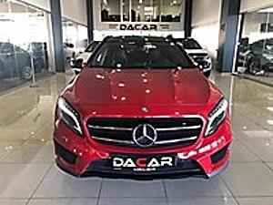 DACAR dan 2015 MERCEDES GLA 180D AMG PİANO BLACK 66.000 KM Mercedes - Benz GLA 180 CDI AMG