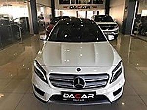 DACAR dan 2015 MERCEDES GLA200 AMG EDİTİON - BEYAZ Mercedes - Benz GLA 200 AMG