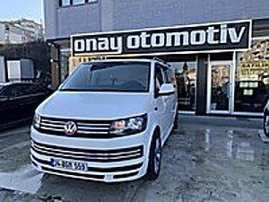 2016 MODEL VOLKSWAGEN TRANSPORTER 140 HP OTO VİTES V.I.P. UZUN Volkswagen Transporter 2.0 TDI Camlı Van