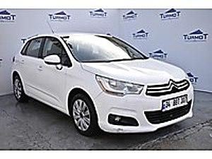 3 AY ERTELEME  32.500 PEŞİNATLA  OTOMATİK DİZEL  C4 1.6 CONFORT  Citroën C4 1.6 e-HDi Confort