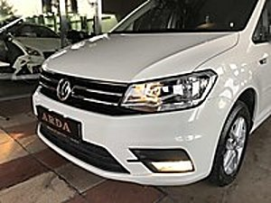 ARDA  dan 2019 VW CADDY 1.6 TDI 2.0 TDI CONFORTLİNE 23.000 km de Volkswagen Caddy 2.0 TDI Comfortline