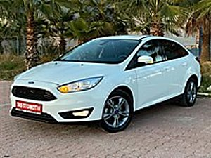 TAŞ OTOMOTİV 2018 Ford Focus 1.5 TDCi Style 120HP 45.000 KM DE Ford Focus 1.5 TDCi Style