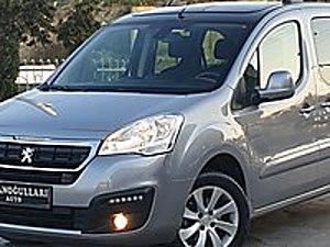 2017 MODEL PEJO PARTNER TEPE 1.6HDI ZENİTH BOYASIZ 41000 FULL Peugeot Partner 1.6 HDi Zenith