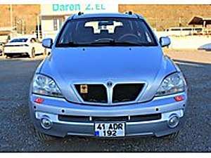 BAYİDEN 2006 MODEL SORENTO 4X4 DİZEL OTOMATİK Kia Sorento 2.5 CRDi EX