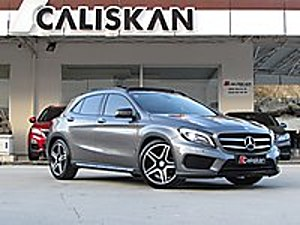 ÇALIŞKAN OTO SAMSUN CAM TAVAN KAZASZ ORJİNL MERCEDES GLA 200 AMG Mercedes - Benz GLA 200 AMG