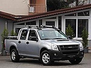 SVN AUTO ISUZU D-MAX 2.5 DİZEL KLİMALI    113.000 km    HATASIZ Isuzu D-Max 2.5 Çift Kabin 4x2