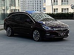2016 MODEL ASTRA SW 1.6 CTDİ 136 BG DYNAMC EKSTRALI 93 BİN KM DE Opel Astra 1.6 CDTI Dynamic