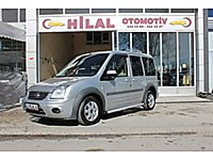 .....HİLAL OTO GALERİ DEN....SİLVERLİNE CONNECT..... Ford Transit Connect K210 S Silver