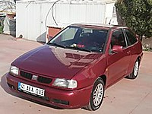 1999 1.6 lpgli 154binde klima abs çok temiz düzgün araç Seat Cordoba 1.6 SX