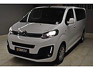 CABİR DEN 2018 CITROEN JUMPY 1.6 BlueHDI SPACETOURER 11.800 KM Citroën Jumpy 1.6 BlueHDi Spacetourer