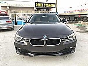 DENİZ OTOMOTİVDEN 2012BMW 320d F30 YENİ KASA LANSMAN RENGİ TEMİZ BMW 3 Serisi 320d Comfort