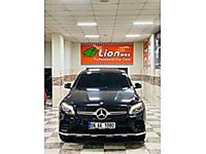 2019 MODEL MERSEDES-BENZ GLC 250 AMG BAYİ BOYASIZ... Mercedes - Benz GLC 250 AMG