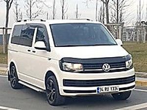 CANBAY DAN 2016 Transporter 2.0 TDI City Van Kısa Şase Hatasız Volkswagen Transporter 2.0 TDI City Van