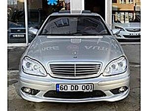 GARAGE 356 AUTO DAN 2000 MERCEDES S500 AMG.. Mercedes - Benz S Serisi S 500 500