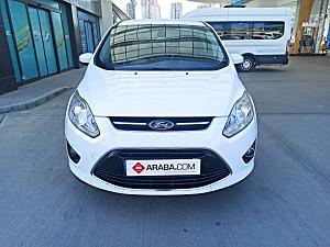 2012 Model 2. El Ford Focus C-Max 1.6 TDCi Titanium - 93000 KM