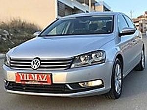 2012 VOLKSWAGEN PASSAT 2.0 TDi 140 HP BlueMotion DSG COMFORTLİNE Volkswagen Passat 2.0 TDI BMT Comfortline