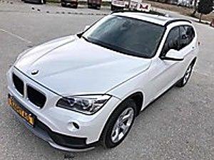İLK ELDEN SERVİS BAKIMLI CAM TAVAN GENİŞ EKRAN 78000 KM DE BMW X1 16i sDrive