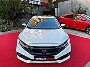 KUZENLER HONDA DAN 2019 CİVİC EXECUTİVE PLUS OTOMATİK 500 KM Honda Civic 1.6i DTEC Executive Plus